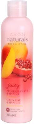 Avon Naturals Body leite corporal leve