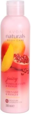 Avon Naturals Body легке молочко для тіла