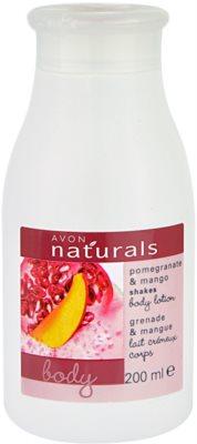Avon Naturals Body легке молочко для тіла 1