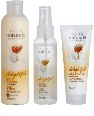 Avon Naturals Body kosmetická sada I. 1
