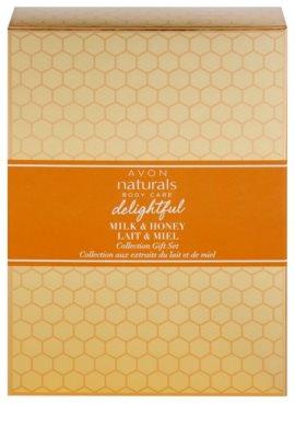 Avon Naturals Body kosmetická sada I. 2
