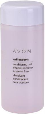 Avon Nail Experts pflegender Nagellackentferner für Nägel