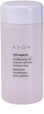 Avon Nail Experts quitaesmalte de uñas nutritivo para uñas