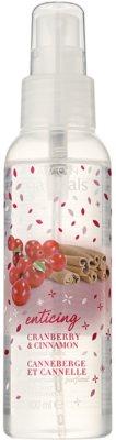 Avon Naturals Fragrance telový sprej s brusnicou a škoricou