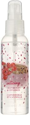 Avon Naturals Fragrance спрей за тяло с боровинка и канела
