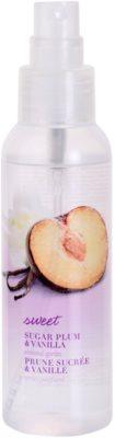 Avon Naturals Fragrance testápoló spray szilvával és vaníliával 1