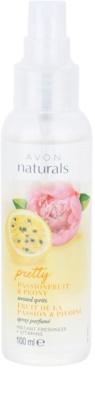 Avon Naturals Fragrance спрей за тяло  с маракуя и божур 1