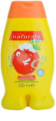 Avon Naturals Kids sampon és kondicionáló 2 in1 gyermekeknek