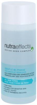 Avon Nutra Effects Micellar dwufazowy płyn do demakijażu oczu