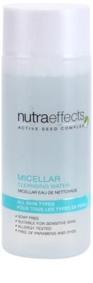 Avon Nutra Effects Micellar água facial de limpeza