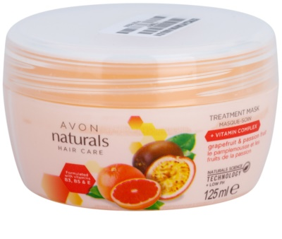 Avon Naturals Hair Care regenerierende Maske für die Haare