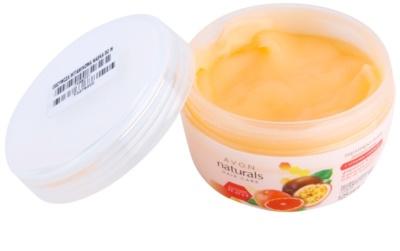 Avon Naturals Hair Care mascarilla regeneradora para cabello 1