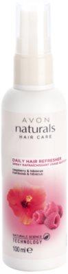 Avon Naturals Hair Care spray pentru par gras, par fin, par indisciplinat