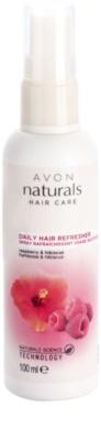Avon Naturals Hair Care sprej pro mastné, jemné a porézní vlasy