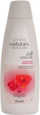 Avon Naturals Hair Care sampon pentru par fin