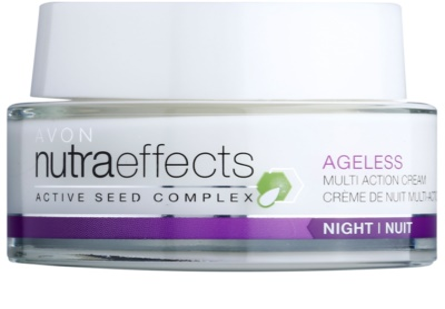 Avon Nutra Effects Ageless Crema de noapte cu efect de reintinerire