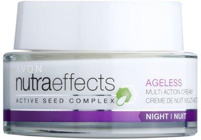Avon Nutra Effects Ageless crema de noche regeneradora