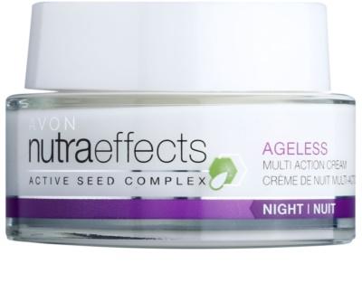 Avon Nutra Effects Ageless éjszakai krém regeneráló hatással