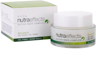 Avon Nutra Effects Balance matirajoča gel krema z nemastno sestavo 3