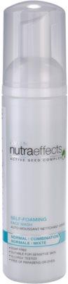 Avon Nutra Effects Balance очищаюча пінка для нормальної та змішаної шкіри