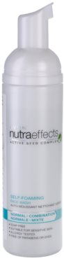 Avon Nutra Effects Balance Reinigungsschaum für normale Haut und Mischhaut 1