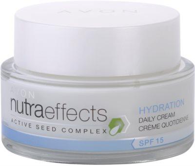 Avon Nutra Effects Hydration hydratační denní krém SPF 15