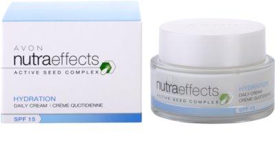 Avon Nutra Effects Hydration hydratační denní krém SPF 15 2