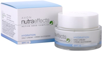 Avon Nutra Effects Hydration hydratisierende Tagescreme SPF 15 3