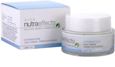 Avon Nutra Effects Hydration hydratační denní krém SPF 15 3