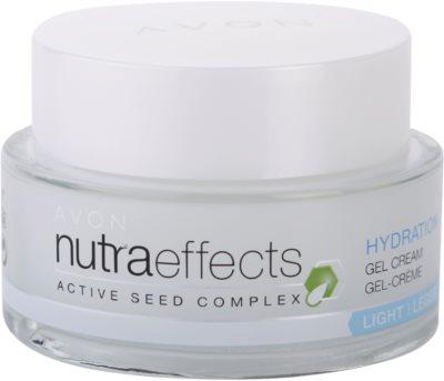 Avon Nutra Effects Hydration creme geloso suave hidratante