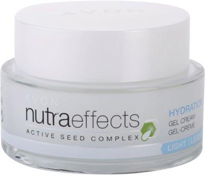 Avon Nutra Effects Hydration leichte, feuchtigkeitsspendende Gel-Creme