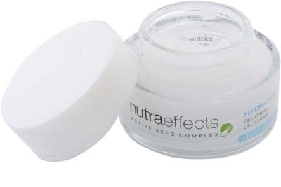 Avon Nutra Effects Hydration leichte, feuchtigkeitsspendende Gel-Creme 1