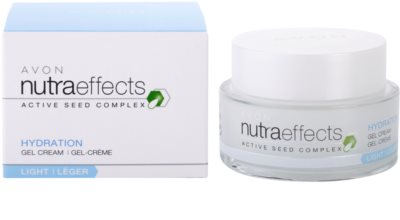 Avon Nutra Effects Hydration leichte, feuchtigkeitsspendende Gel-Creme 2