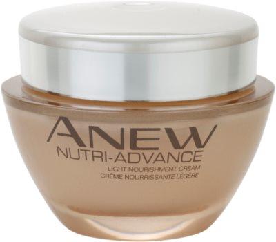 Avon Anew Nutri - Advance crema nutritiva con textura ligera