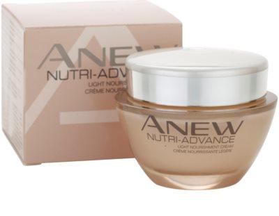 Avon Anew Nutri - Advance crema hranitoare light 3
