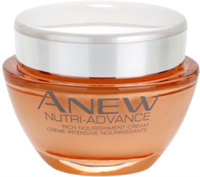 Avon Anew Nutri - Advance creme nutritivo