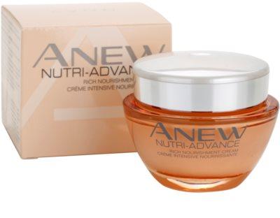 Avon Anew Nutri - Advance creme nutritivo 3