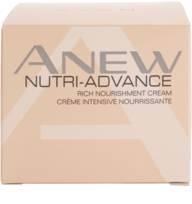 Avon Anew Nutri - Advance creme nutritivo 4