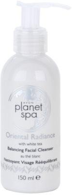 Avon Planet Spa Oriental Radiance čistilni gel za obraz z belim čajem
