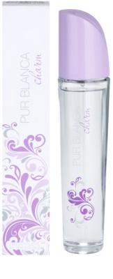 Avon Pur Blanca Charm Eau de Toilette pentru femei