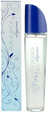 Avon Pur Blanca Elegance Eau de Toilette pentru femei