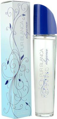 Avon Pur Blanca Elegance Eau de Toilette para mulheres 1
