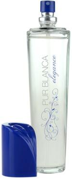 Avon Pur Blanca Elegance Eau de Toilette para mulheres 3