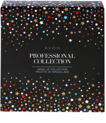 Avon Professional Collection paleta dekorativní kosmetiky 2