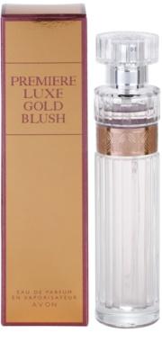 Avon Premiere Luxe Gold Blush eau de parfum nőknek