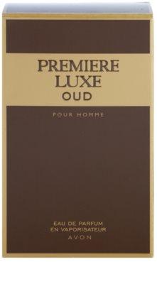 Avon Premiere Luxe Oud Eau De Parfum pentru barbati 4