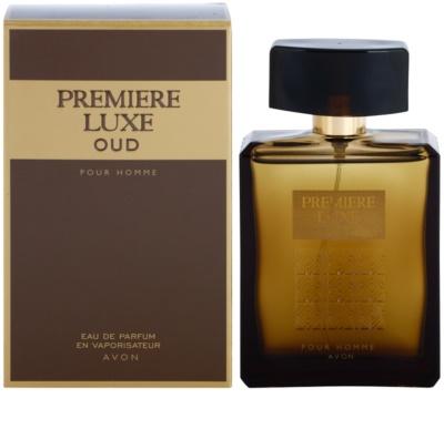 Avon Premiere Luxe Oud Eau De Parfum pentru barbati