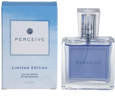 Avon Perceive Limited Edition eau de parfum para mujer