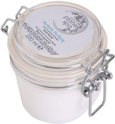 Avon Planet Spa Perfectly Purifying крем для тіла з мінералами Мертвого моря
