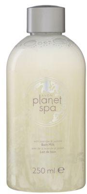 Avon Planet Spa Provence Lavender зволожуюче молочко для ванни з лавандою та жасмином